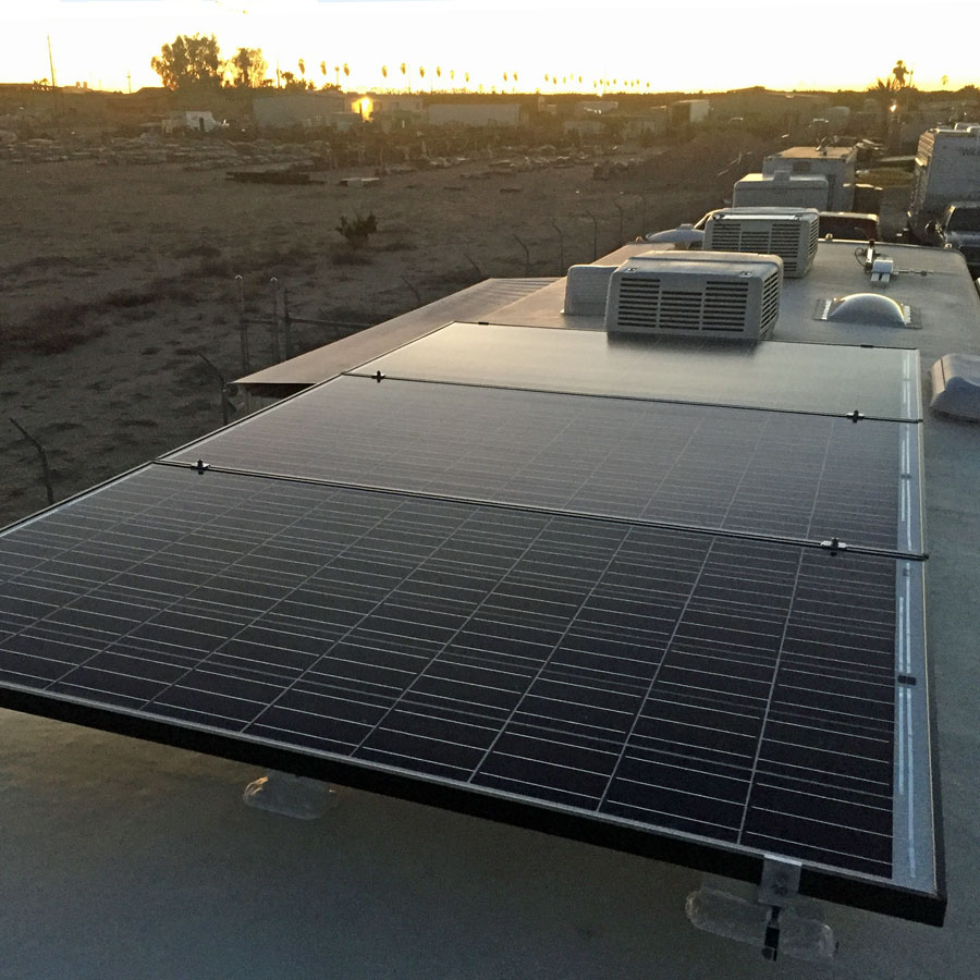 Solar Power and Lithium Batteries: An RVing Game-Changer