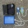 Thumb sunjack 14w 8000mah battery   charging electronics