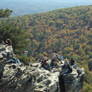 Hanging Rock, North Carolina