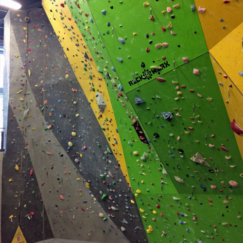 High Point Climbing and Fitness is enjoying a lot of attention in Downtown