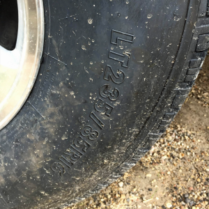 Going to Boot Camp will teach you tire-speak