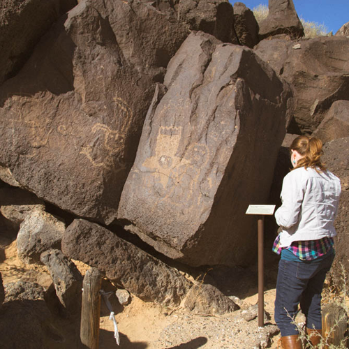 Plaques helped decipher the ancient art