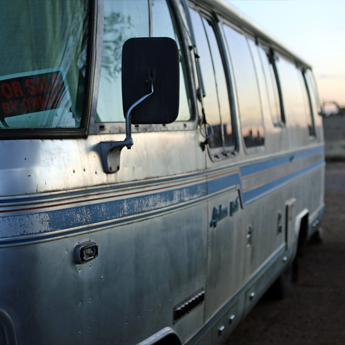 This Airstream Excella motorhome has driven all of Route 66 — and she's for sale