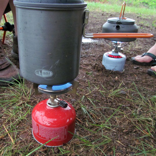 Cooking Great Outdoors Food