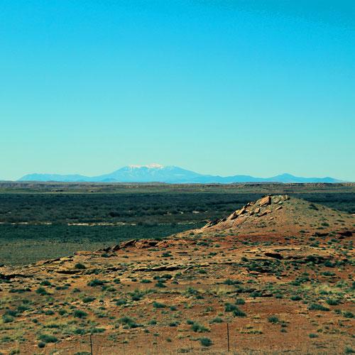 Homolovi II and Santiago Peaks
