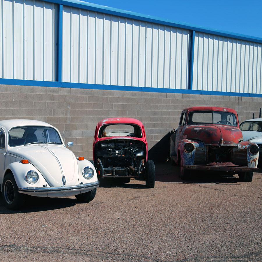 Kester's Volkswagonwerks Holbrook Arizona