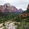 Thumb zion canyon